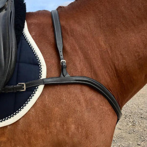 Anka Breastplate - Black/Full Size