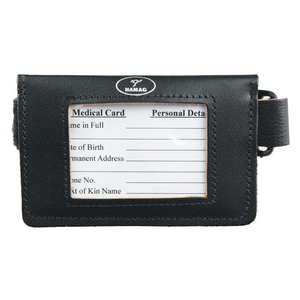 Leather Medical Armband
