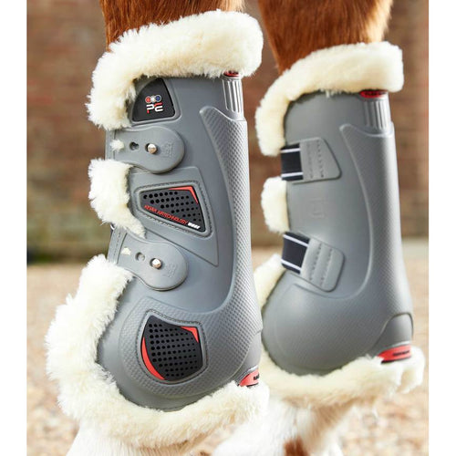 Techno Wool Tendon Boots