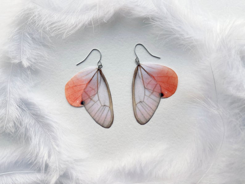 Wings  Earrings!