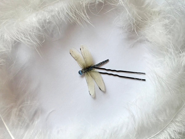 Big Dragonfly hairpin for Everyone Who Loves Dragonflies