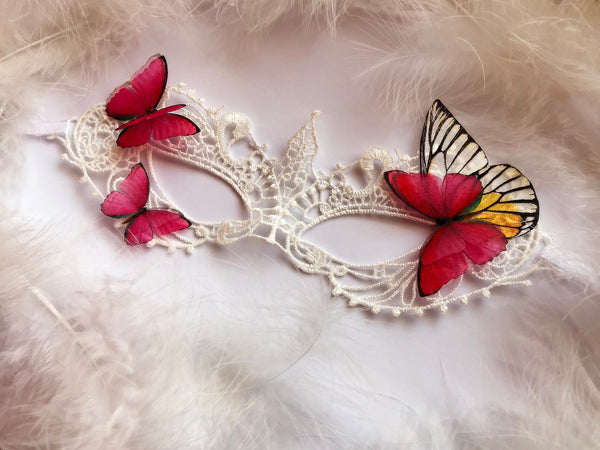 Butterfly Mask for Carnevale di Venezia