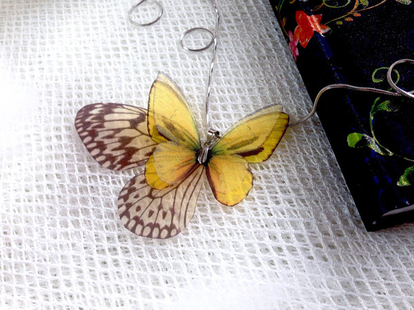 Everlasting Summer Butterfly Pendant