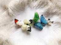 "Romantic Style Bracelet with ""Floral"" Butterflies"