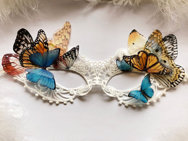 Butterfly Mask for Party
