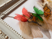 "Butterfly Necklace ""Summer Dream"""