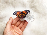 Monarch Butterfly Brooch in boho chic style perfect gift for anyone who loves Butterflies