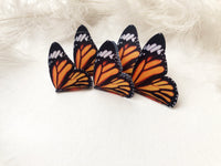Silk Monarch Butterflies for Wedding Decor