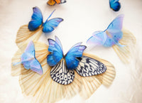 "Butterfly Necklace ""WhisperWind"""