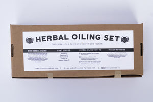 Herbal Oiling Gift Set