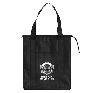 Rise Up Remedies Insulated Tote Bag