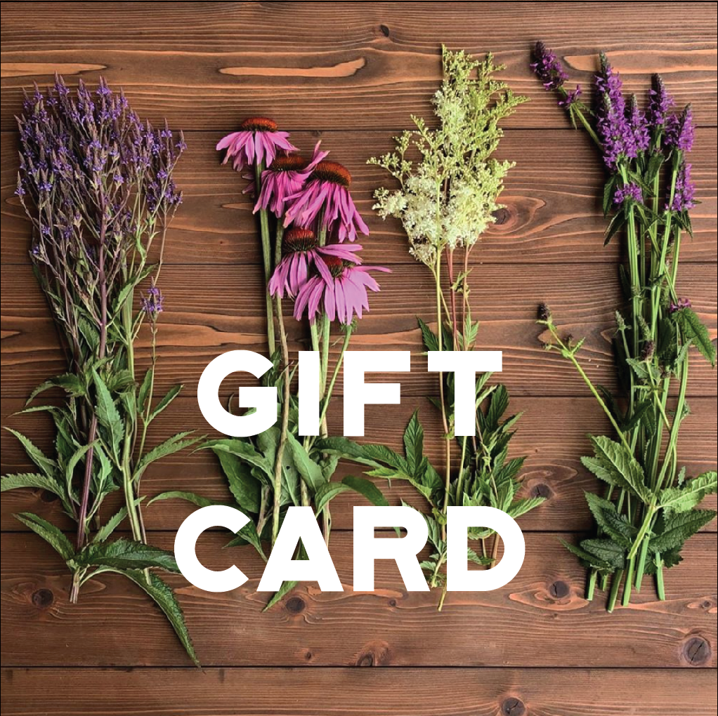 Rise Up Remedies Gift Card