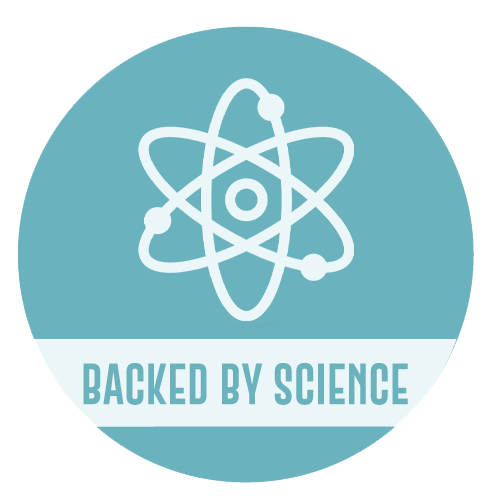 Backed by Science