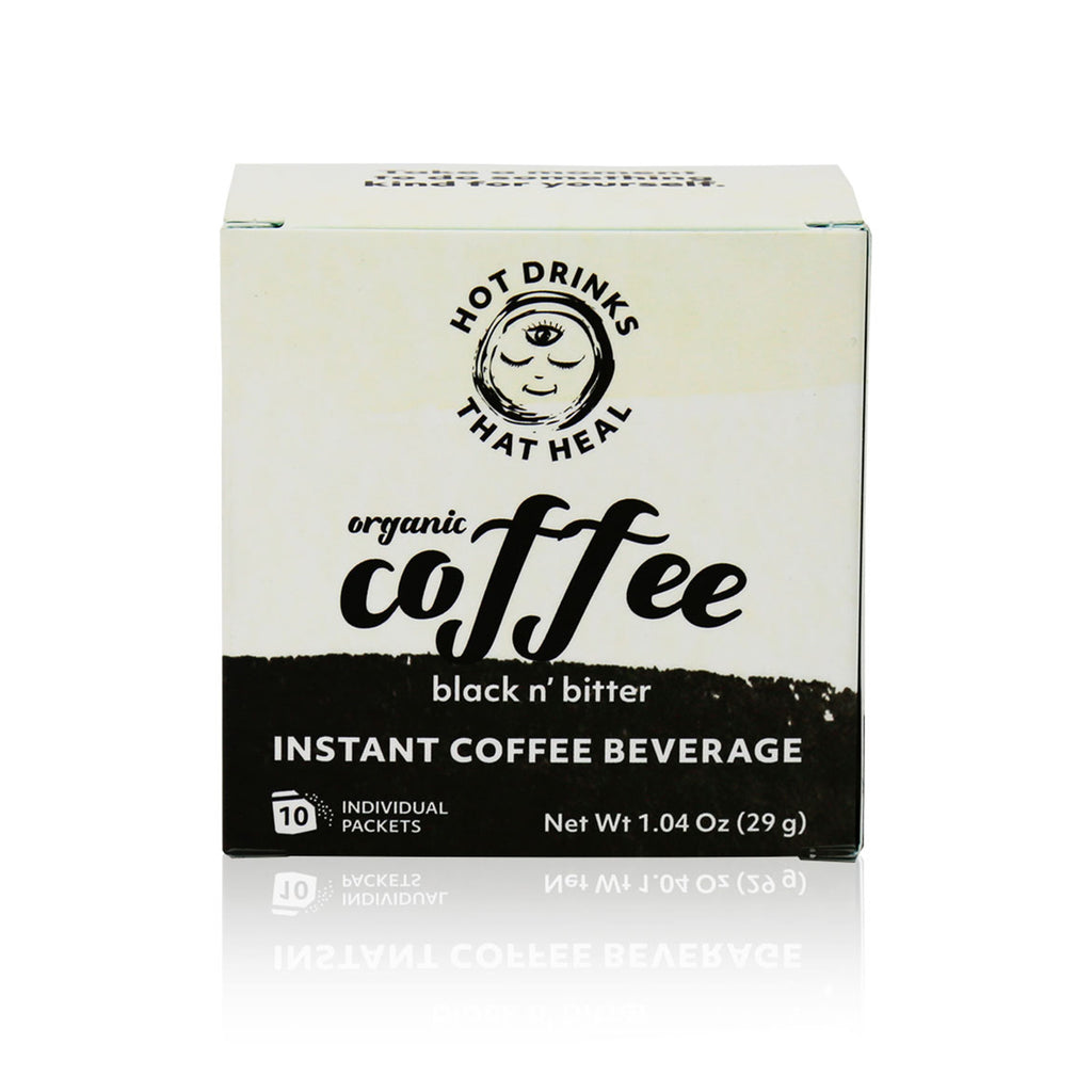 Coffee Black n Bitter