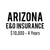 Arizona E&O Insurance ($10,000, 4 years)