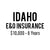 Idaho E&O Insurance ($10,000, 6 years)