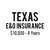 Texas E&O Insurance ($10,000, 4 years)