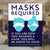 Masks Required Decal