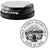 Round Slim Ohio Notary Stamp