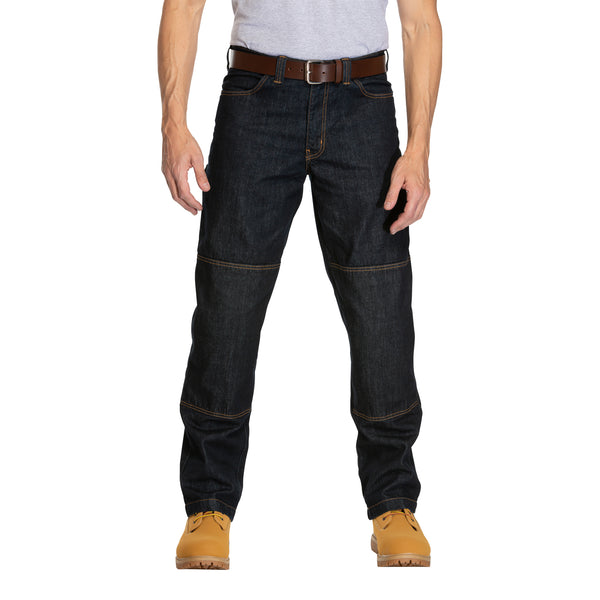 Denim Work Pants (Free Knee Pads, Easy Returns)