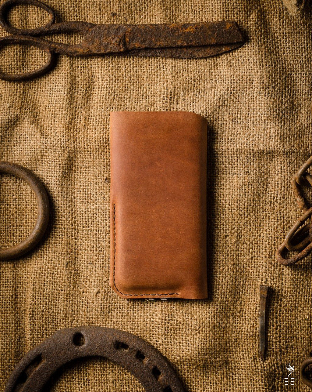 Étui iPhone | Streamlined | Marron Classique