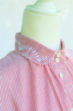 Load image into Gallery viewer, Vintage 70s Red Stripe Shirt / S-L
