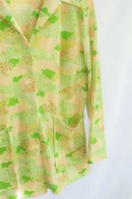 Load image into Gallery viewer, Vintage 60s Patterned Tank & Jacket Set / M-XL