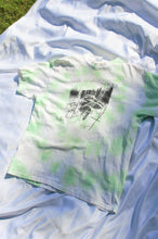 Load image into Gallery viewer, Vintage '89 Green Tie Dye Graphic Tee / S-L