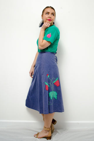 Vintage Circle Skirt by The Pond / S-M