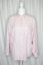 Load image into Gallery viewer, Vintage 80s-90s Pink Button Down Shirt  / S-L