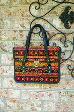 Load image into Gallery viewer, Vintage 70s Tapestry Bag by Spilene