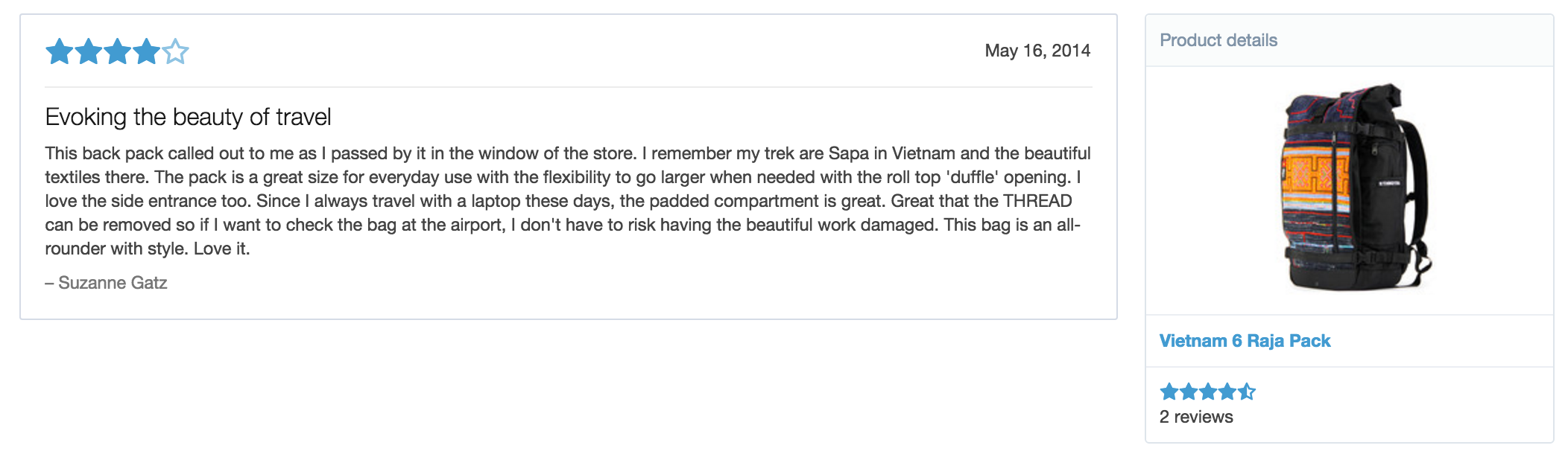 Vietnam 6 Raja Pack Product Review