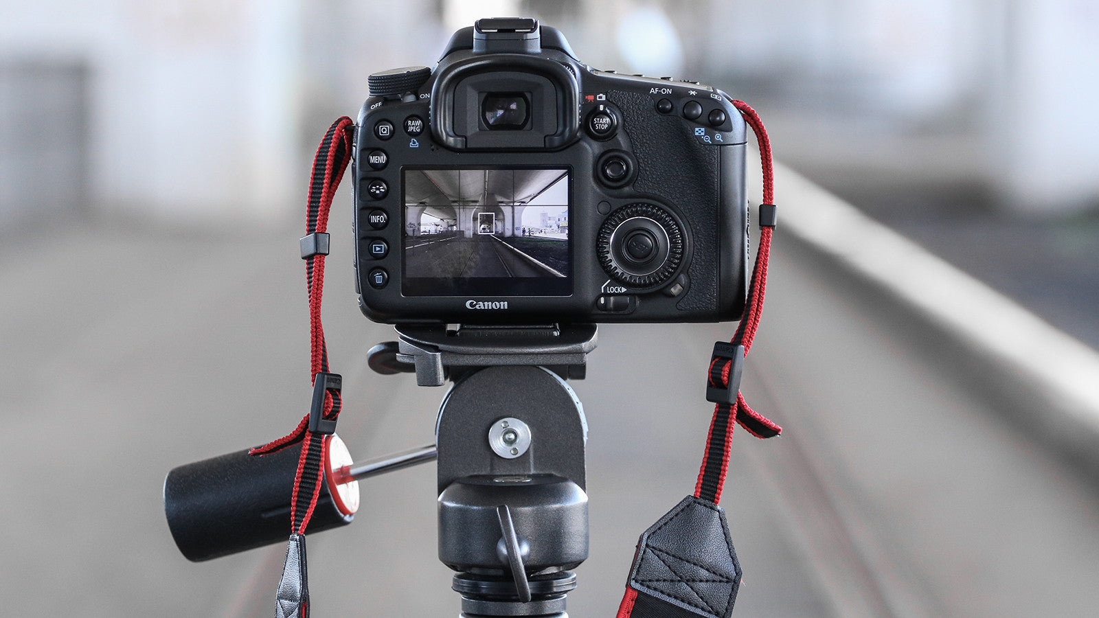 Using a tripod helps taking pictures in low-light and others scenarios.