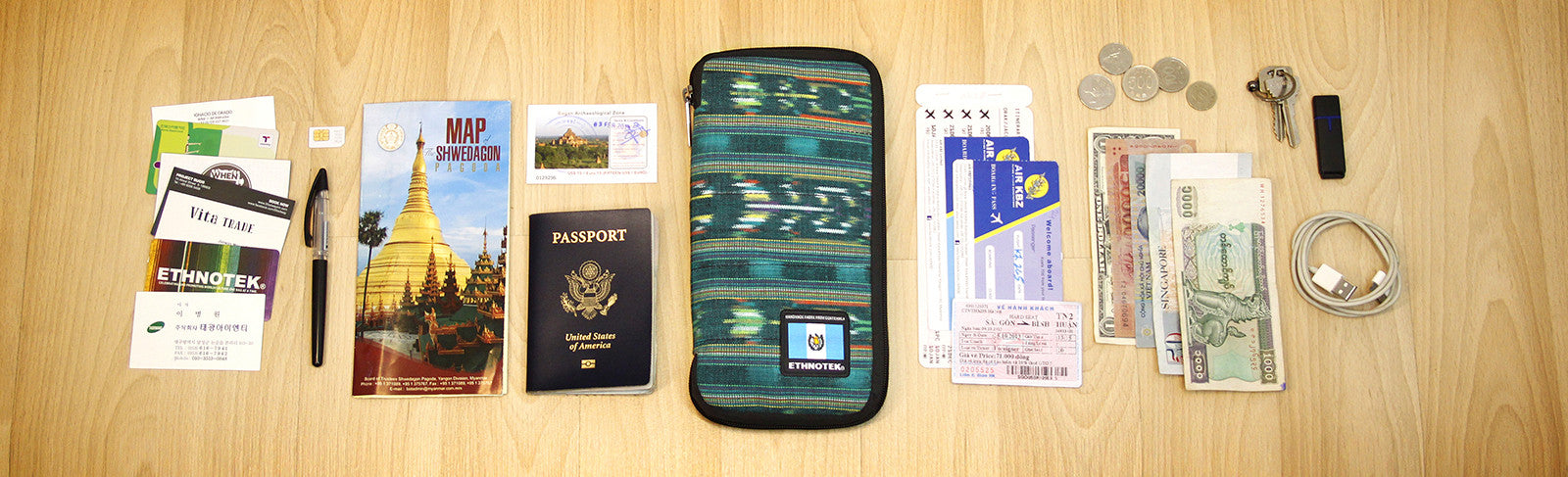 Technology checklist for the traveler