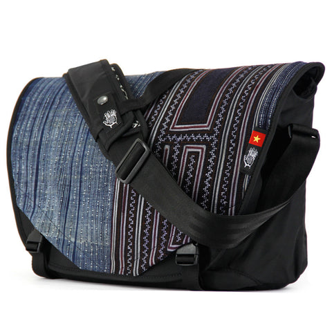 Ethnotek's Vietnam 5 Acaat Messenger Bag
