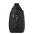 Ethnotek's Ballistic Black Bagan Travel Bag's Volume is 12 liters and weighs only 1 lb.