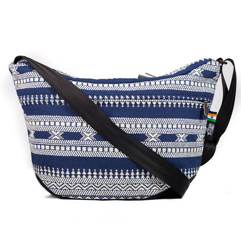 Ethnotek's India 14 Bagan Travel Satchel.