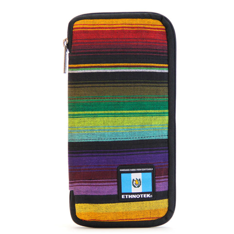 Guatemala 1 Chiburi Travel Organizer, Accessories, Socially responsible laptop and travel bags by ETHNOTEK