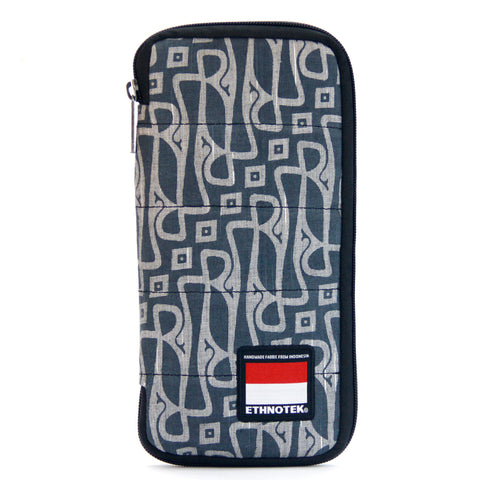 Indonesia 5 Chiburi Travel Organizer, Accessories, Socially responsible laptop and travel bags by ETHNOTEK