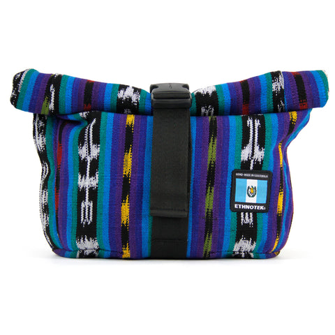 Guatemala 2 Cyclo Travel Sling, Accessories, Socially responsible laptop and travel bags by ETHNOTEK
