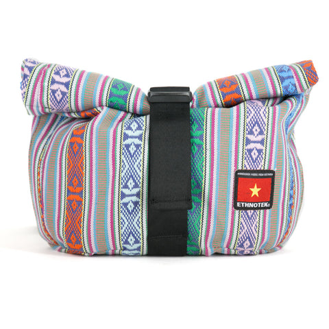 Vietnam 12 Cyclo Travel Sling, Accessories, Socially responsible laptop and travel bags by ETHNOTEK