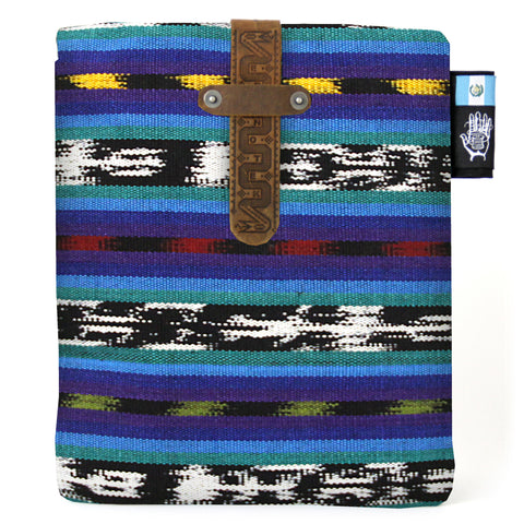 Guatemala 2 Dep Sleeve for iPad 2 & iPad Air, Accessories, Socially responsible laptop and travel bags by ETHNOTEK