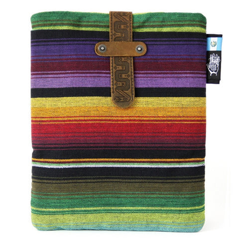 Guatemala 1 Dep Sleeve for iPad 2 & iPad Air, Accessories, Socially responsible laptop and travel bags by ETHNOTEK