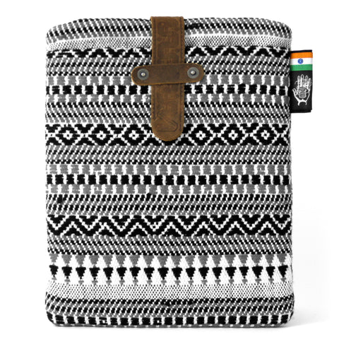 India 8 Dep Sleeve for iPad 2 & iPad Air, Accessories, Socially responsible laptop and travel bags by ETHNOTEK