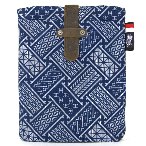 Indonesia 6 Dep Sleeve for iPad 2 & iPad Air, Accessories, Socially responsible laptop and travel bags by ETHNOTEK
