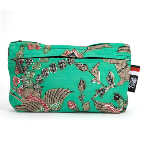 Padu Pouch Indonesia 11 (Large), Accessories, Socially responsible laptop and travel bags by ETHNOTEK