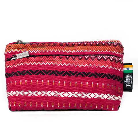 Padu Pouch India 11 (Large), Accessories, Socially responsible laptop and travel bags by ETHNOTEK