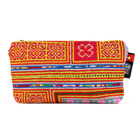Padu Pouch Vietnam 6 (Medium), Accessories, Socially responsible laptop and travel bags by ETHNOTEK