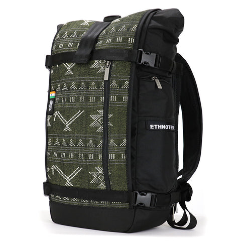 India 19 Raja Pack 30L, Backpacks, Socially responsible laptop and travel bags by ETHNOTEK