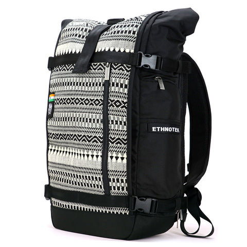 India 8 Raja Pack 30L, Backpacks, Socially responsible laptop and travel bags by ETHNOTEK